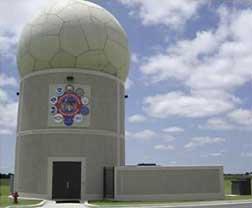 Phased Array Radar facility
