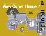 Spinoff 2007 cover