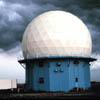 picture of vintage doppler radar