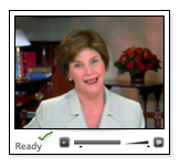 First Lady Laura Bush Photo