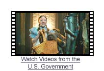 Watch Videos from the U.S. Government