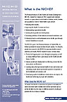 What is the Eunice Kennedy Shriver National Institute of Child Health and Human Development (NICHD)?