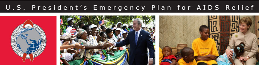 U.S. President's Emergency Plan for AIDS Relief