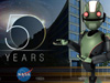 NASA 50th Anniversary Interactive Feature