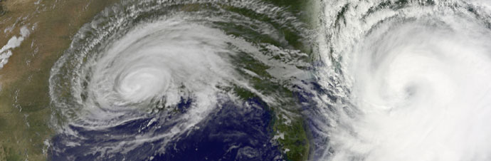 Hurricane Resource page