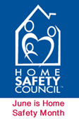 June is Home Safety Month image