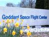 Photo of Goddard Space Flight Center entrance sign