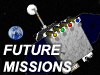 Artist concept of the Solar Dynamics Observatory (SDO) probe