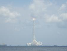 GLAST launch