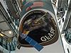 GLAST mission logo on the Delta II rocket.