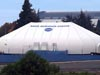 Picture of the exploration center at NASA Ames Research Center.