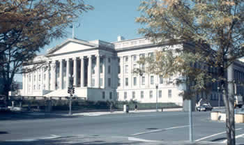 Photo: Treasury Building