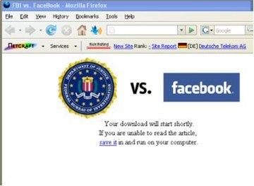 Storm worm fraud screenshot