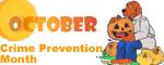 Crime Prevention Month (October) Logo