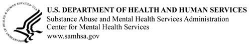 HHS Logo for CMHS