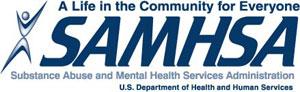 SAMHSA Man Logo