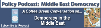 Policy Podcast: Democracy in the Middle East