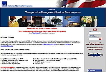Transportation Management Services Solution graphic title