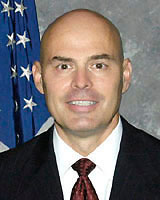 John Phelps, GSA Chief of Staff