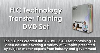 FLC Technology Transfer Training DVD Set