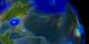 3D volumetric visualization of Hurricane Frances