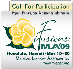 Call for Participation: MLA '09 Hawaii!