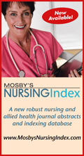 Thanks to Mosby's Nursing Index for their sponsorship of the MLA Website!
