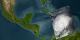 Hurricane Ivan, September 9, 2004, Terra Satellite