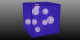This animation shows in a cube what the early universe was like - very dense until bubbles formed creating pockets that gave birth to the first stars and galaxies.