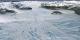 High resolution LIMA data (15 meters per pixel) centered over Koettlitz Glacier.
