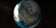 August 01, 2008, Total Solar Eclipse path.