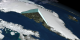 This animation illustrates a cutaway of the high altitude accumulation zones and low altitude melt zones.
