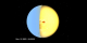 Opening with a view of the Sun visible from SOHO, we move around to the eastern limb (as seen from Earth) where we see the farside data constructed by helioseismology studies.   During the movie, several sunspot groups move from the farside to the Earthside of the Sun.