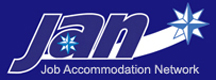 JAN Logo: Job Accommodation Network