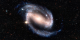 This animation shows a Cepheid variable star varying in brightness in the arm of a spiral galaxy.
