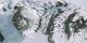 High resolution LIMA data (15 meters per pixel) centered over Ferrar Glacier.