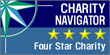 national kidney foundation named 4-star charity by charity navigator