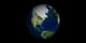 Full globe view
