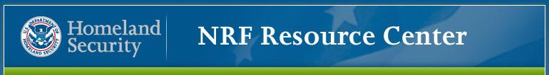 DHS - NRF Resource Center