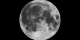 This print resolution image of the moon using Clementine data is the view we are most likely to see when the moon is full.
