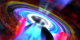This animation provides a cutaway of a black hole's accretion disk, allowing the viewer to see inside.