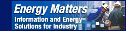 Energy Matters: Information and Energy Solutions for Energy