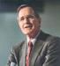 George H. W. Bush.