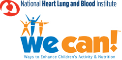 National Heart, Lung, and Blood Institute logo and link to NHLBI website