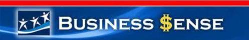 Business Sense Banner