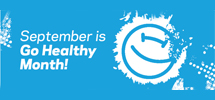 Go Healthy Month Graphic