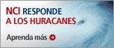 NCI responde a los huracanes