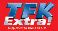 Time for Kids:  TFK Extra--Supplement to TIME For Kids