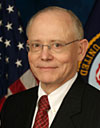 Photo of Dr. James Peake, Secretary of Veterans Affairs