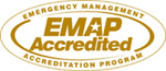 EMAP seal: Emergency Management Accreditation Program